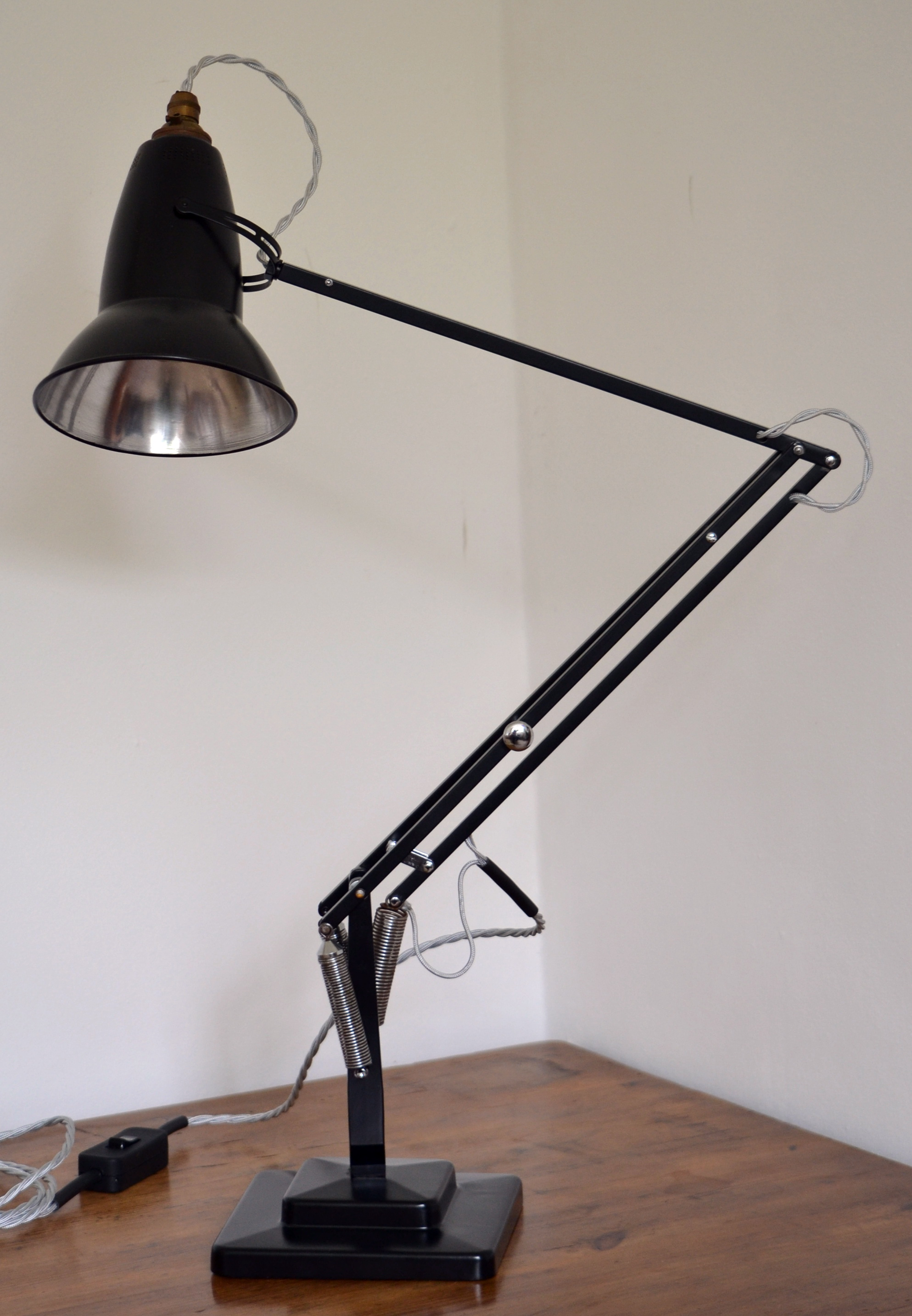 and grange carwardine lamp george kenneth anglepoise for desk by
